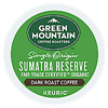 Picture of K-Cup Organic Fair Trade Sumatran Bold Green Mountain (4060)