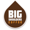 Picture of Big Shoulders Decaf Columbian 24/ 3.5oz (BIG-DEC-3.5)