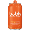 Picture of Bubly Orange Spark 12oz (165057)