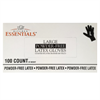Picture of Gloves Latex Powder Free Large (435890)