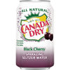 Picture of Canada Dry Spark Blk Cherry 12oz (10107362)